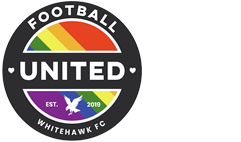 Football United and Whitehawk FC Logo