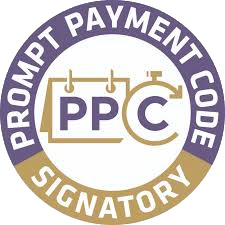 Prompt Payment Code Signatory Logo