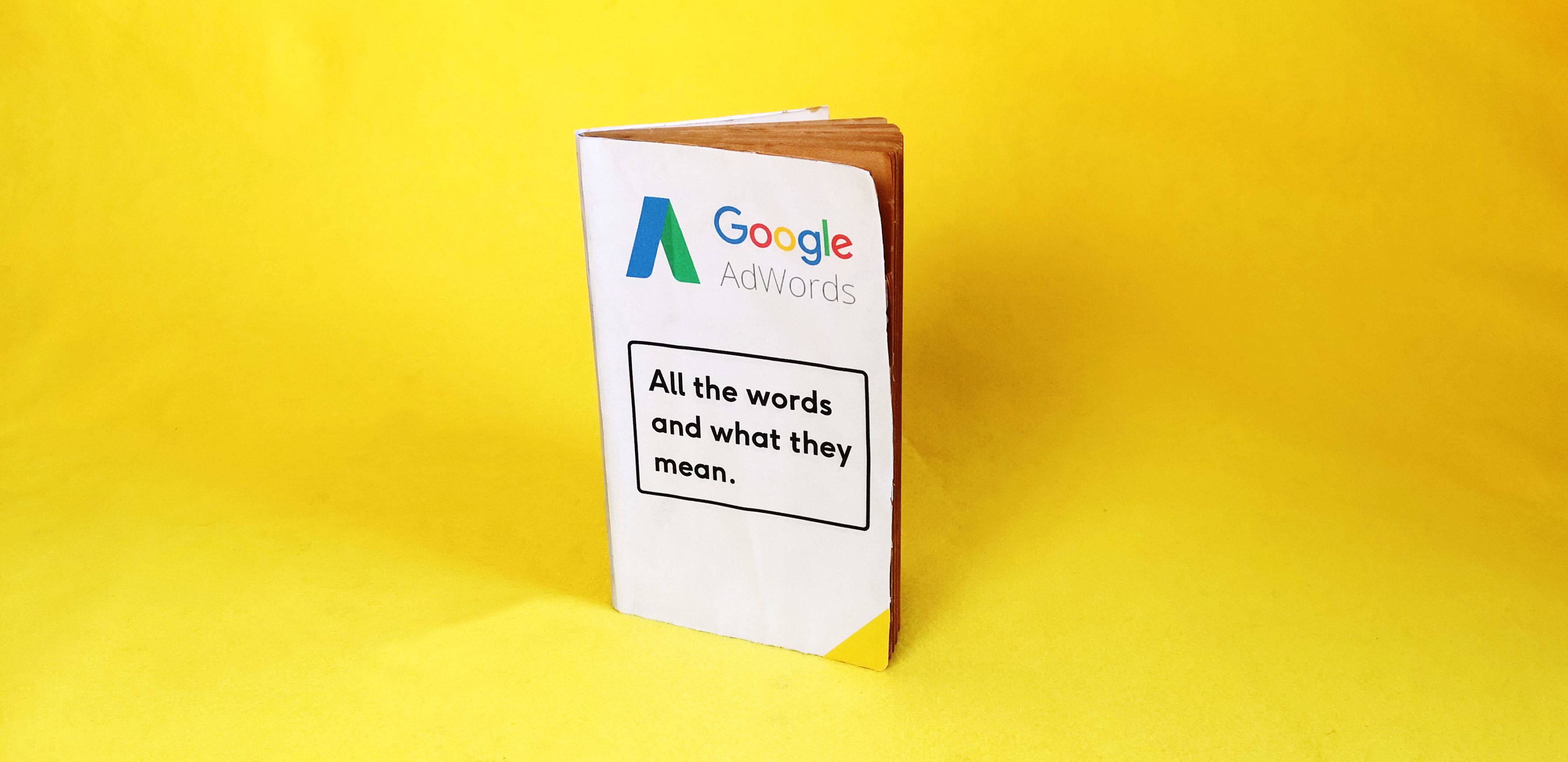 adwords dictionary