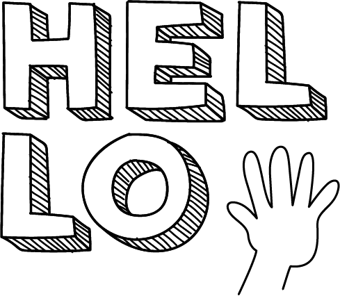 Hello Networking Logo