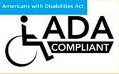 ADA (American Disability Act) logo