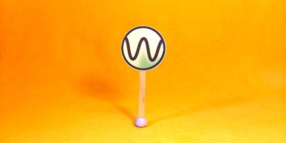the WebAim 'Wave' logo presented nicely in Huxley branding