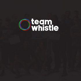 Team Whistle Logo