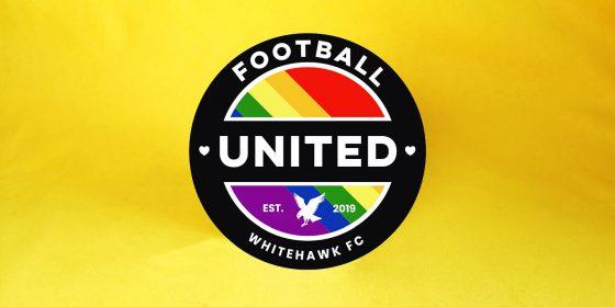 Football United Crest - Whitehawk FC