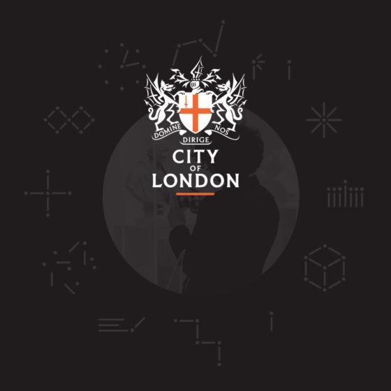 The City of London Logo