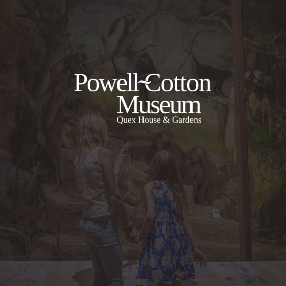 The Powell-Cotton Museum Logo